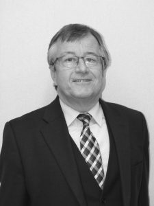 David C Murray, Senior Partner, Gebbie & Wilson LLP